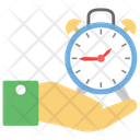 Save Time Time Management Efficiency Icon