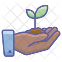 Save Tree Nature Icon