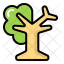 Save Tree Plant Save Nature Icon