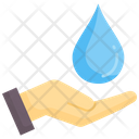 Water Save Protection Icon