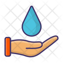 Guardar Hand Save Icon