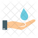 Care Ecology Water Icon