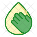 Save Water Ecology Nature Icon