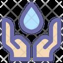 Water Liquid Bubble Icon