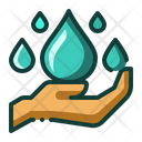 Save Water Ecology Icon