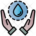 Save Water Nature Save The World Icon