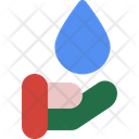 Drop Natural Mineral Icon
