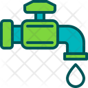 Save Water Water Waste Water Icon