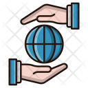 Save World Environment Icon