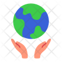 Save World Earth Icon