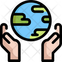 Ecology Save World Icon