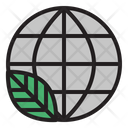 Save World Ecology Earth Icon