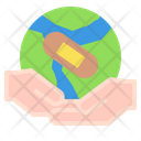 World Plaster Ecology Icon