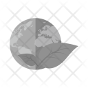 Eco Friendly World Icon