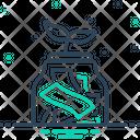 Saving Surplus Parsimony Icon