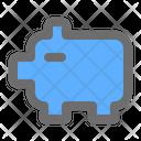 Saving Icon