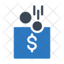 Dollar Cash Saving Icon