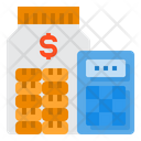 Saving Income Financial Icon