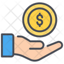 Saving Finance Bank Icon