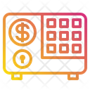 Saving Box Save Money Icon