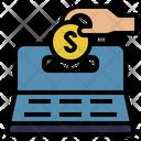 Saving deposits Icon