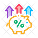 Pig Money Currency Icon