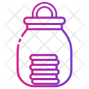 Saving Jar Saving Jar Icon