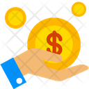 Crowd Funding Donation Fund Icon