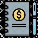 Saving plan Icon