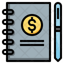 Plan Retirement Expense Icon
