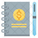 Saving plan Icon