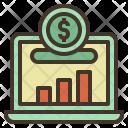 Saving Investment Stock Icon