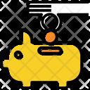 Saving Coin Piggy Icon
