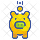 Saving Piggy Coin Icon