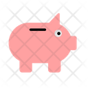 Money Collecting Finance Icon