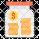 Savings Earnings Income Icon