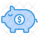 Save Fund Bank Savings Piggy Bank Icon