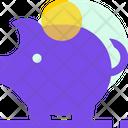 Pig Bank Piggy Bank Finance Icon