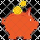 Savings Money Finance Icon