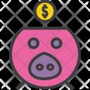 Savings Finance Business Icon