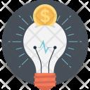 Savings Money Idea Icon