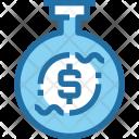 Saving Money Research Icon