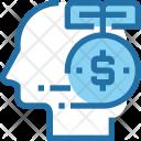 Saving Money Growth Icon