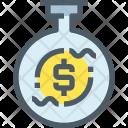 Savings Money Research Icon