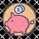 Savings Piggy Bank Bank Icon