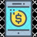 Savings Money Mobile Icon