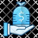 Profit Investment Money Icon