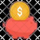 Piggy Bank Penny Bank Money Bank Icon