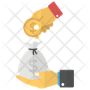 Money Sack Money Pouch Icon