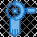Saw Machine Construction Tool Icon